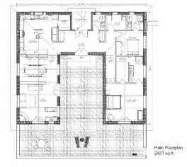 style home plans with courtyard nice hacienda style house plans 4 hacienda house plans with courtyard smalltowndjs com