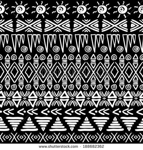aztec tribal pattern vector aztec design stock images royalty free images vectors