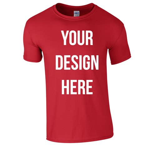 Custom Shirt 6 custom crewneck t shirt
