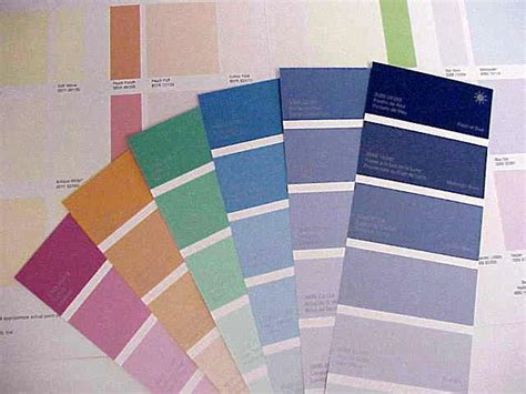 colour shade card  berger paints  web