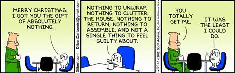 Free Dilbert