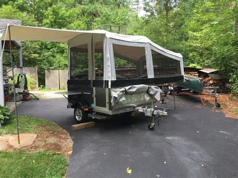 livin lite quicksilver 6 0 awning livin lite quicksilver 6 0 pop up cer rvs for sale