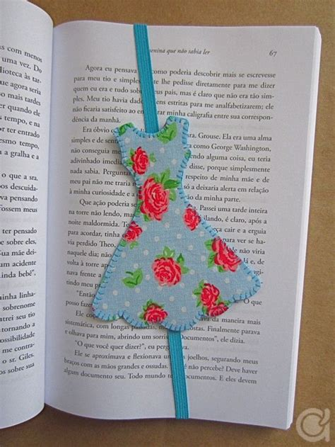 Cool Handmade Bookmarks - 25 creative diy bookmarks ideas