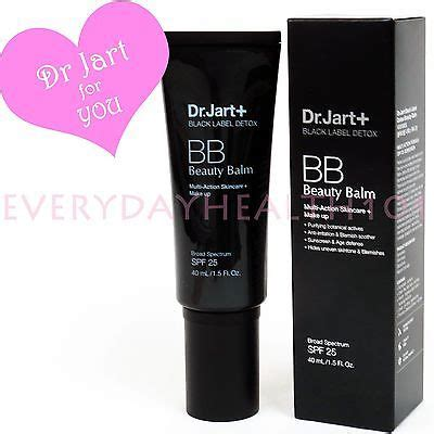 Dr Jart Black Label Detox Bb by Dr Jart Black Label Detox Bb Balm Spf 25 40ml 1 5
