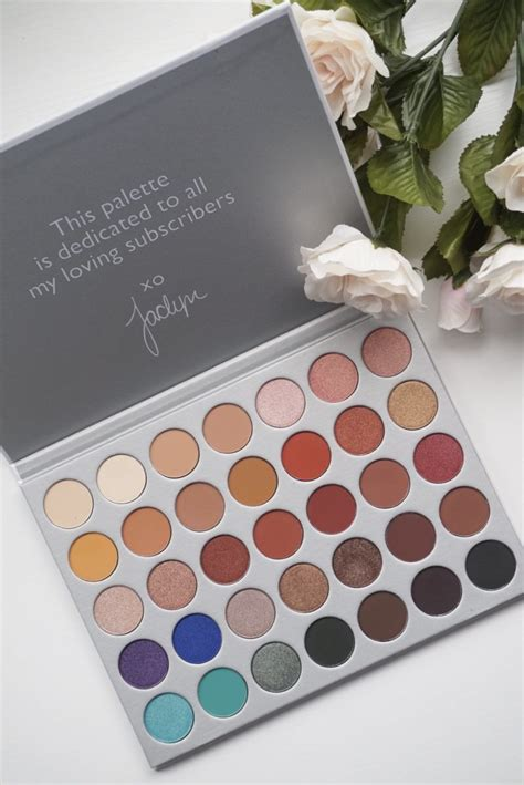Morphe The Hill Palette morphe hill palette live learn luxe it