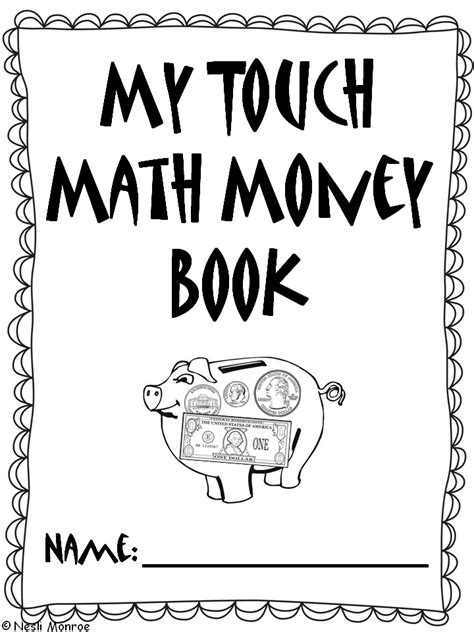 Touch Math Money Worksheets by The Wears Prada Running Wedding And Touch Math