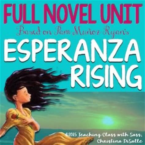 themes in the book esperanza rising esperanza rising thinking skills and novels on pinterest