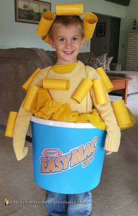 yummiest homemade mac  cheese costume  halloween
