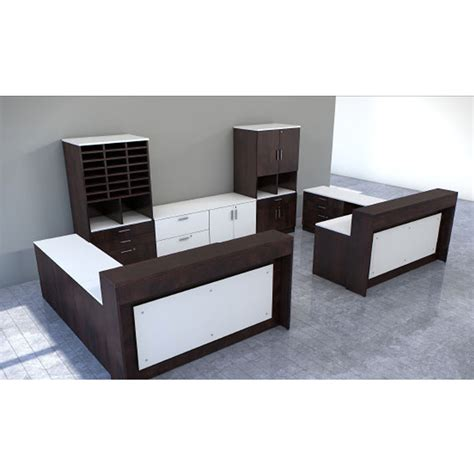 Shop Reception Desk Bonjour Modular Reception Desk