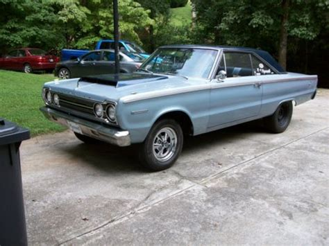 sell   plymouth belvedere  collector car