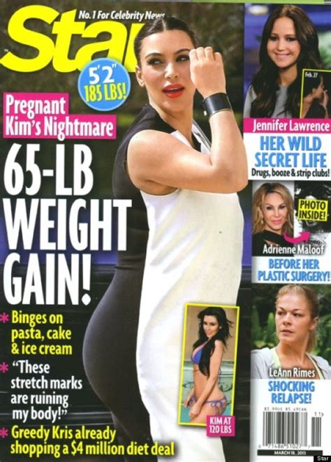 Magazine Gain Weight does this pregnancy make me look