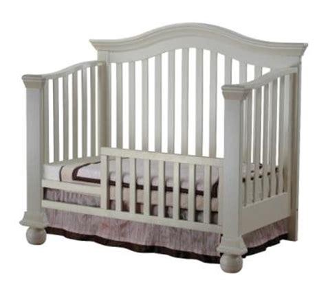 sorelle vista couture cassidy crib in white ideal
