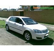 2004 Toyota RunX 140i Used Car For Sale In Cape Town Central Western