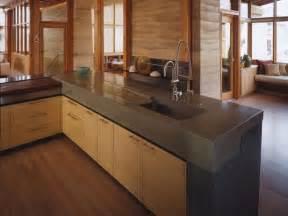 average cost of concrete countertops home improvement