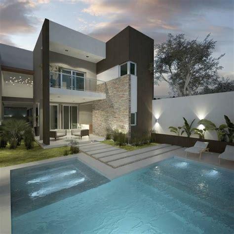 patios de casas modernas m 225 s de 25 ideas incre 237 bles sobre piscinas para patios