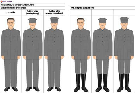 5 11 Beast Millitary Grey joseph stalin cpsu cadre 1943 by yamalama1986 on