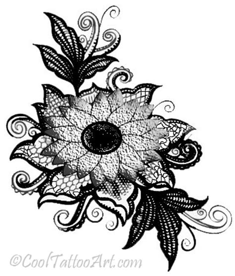 lace tattoos art designs cooltattooarts