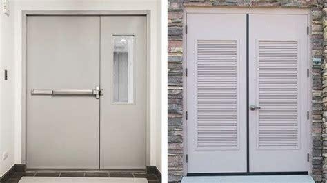 Commercial Metal Doors Exterior Commercial Grade Exterior Metal Doors 187 Exterior Gallery