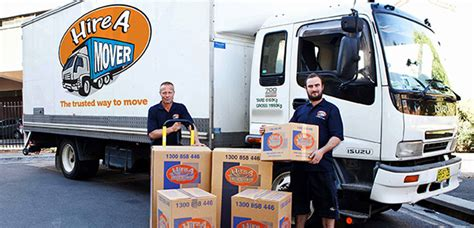 hire a mover removalists gold coast hire a mover call 1300 358 700