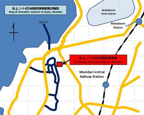 consulate general of japan in mumbai contact address
