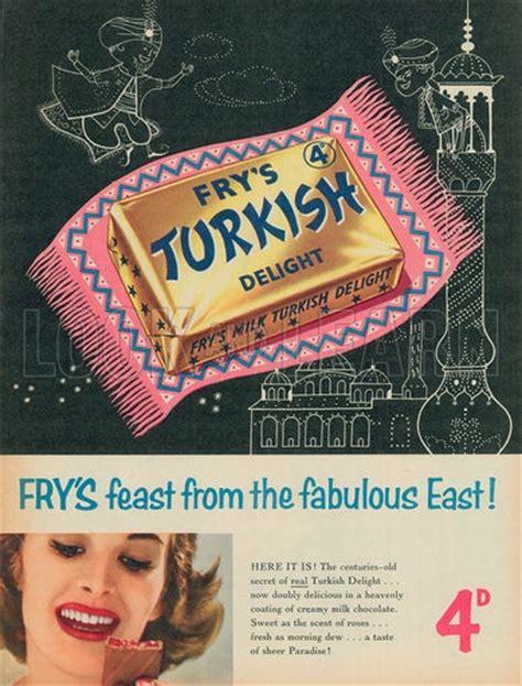turkish delight advert   vintage adverts