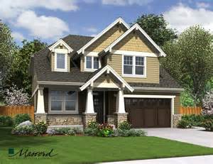 craftsman style cottage house plan of the week the morecambe