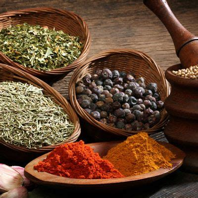 6 herbs and spices for cancer prevention | everyday health