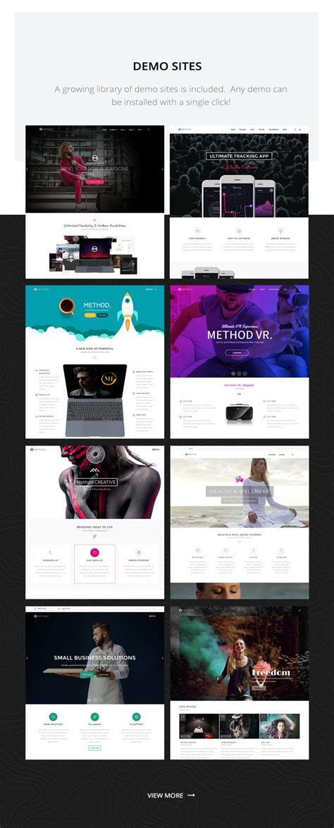 download themes builder method multi concept site builder download nulled rip