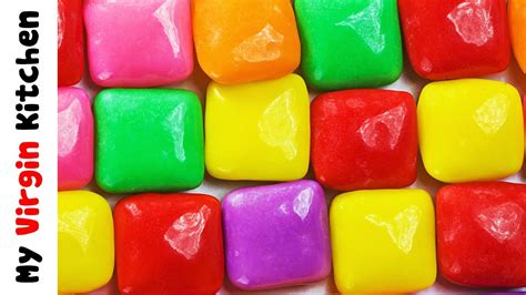 how to make chewing gum at home