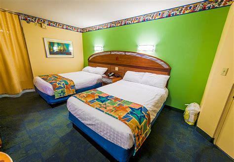 music beds hotel room sizes at disney world disney tourist blog