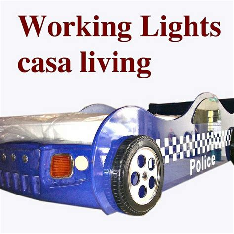 police car bed toddler police car bed details about new kids boys