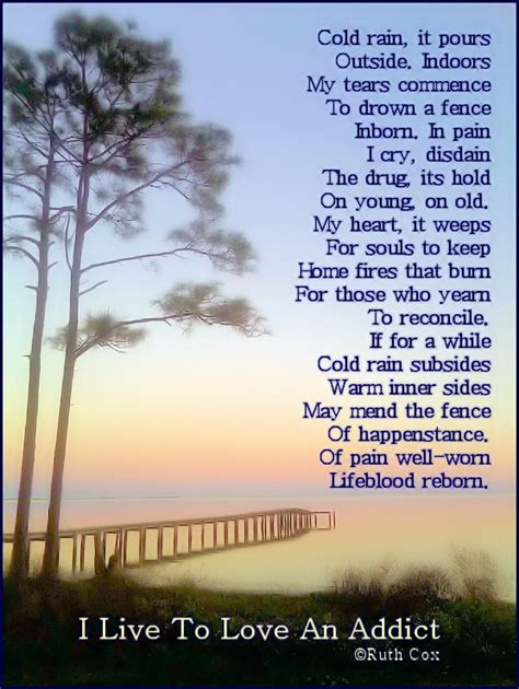 tion poem by jason grant poem comments loving an addict poems Addi