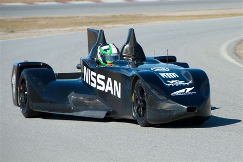 nissan race car delta wing nissan powered delta wing race car 2009gtr com