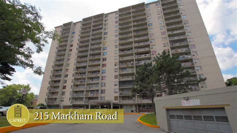 scarborough appartments scarborough apartments for rent video 215 markham road
