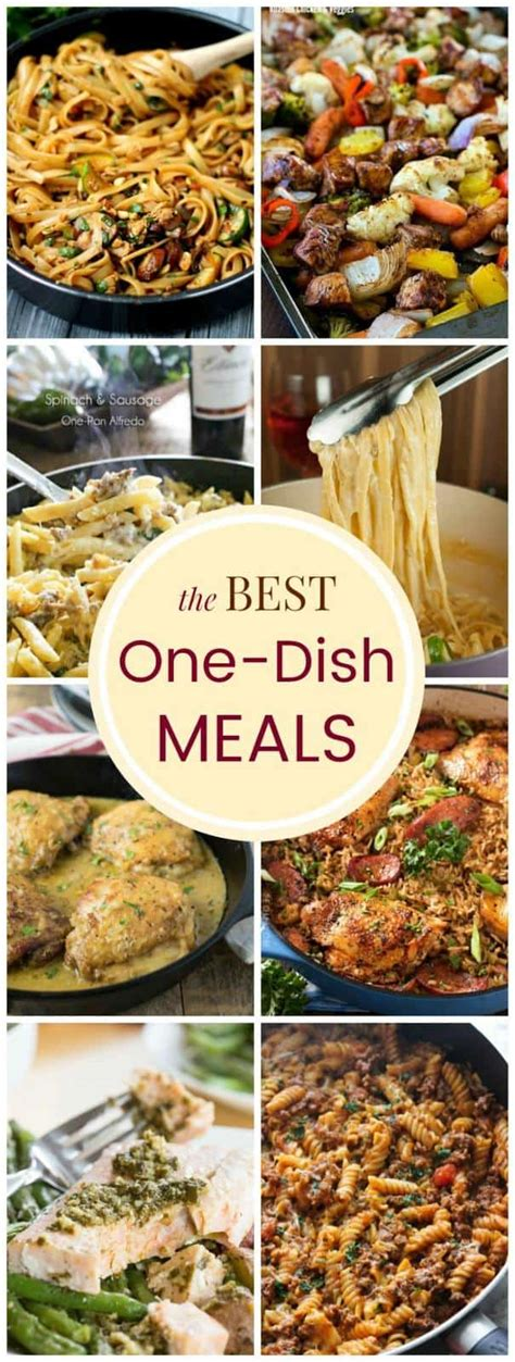 best one dish meals cupcakes kale chips