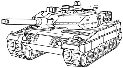 Tank Coloring Pages tank coloring pages to and print for free