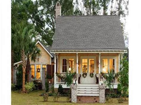 Southern Living Cottage | southern living small cottage house plans southern cottage
