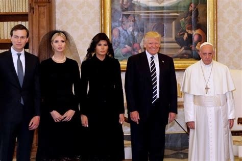 trump pope francis trump meets pope francis i will not forget what you said