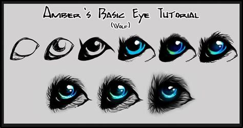 werewolf eyes tutorial 113 best images about base art on pinterest