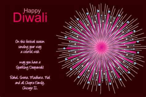 diwali greeting cards and great celebration ideas