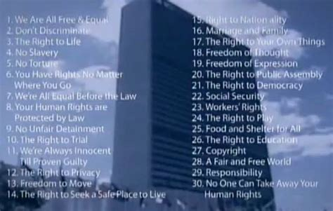 all human rights list 30 human rights for all in world peopleint people s