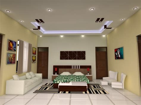 Simple Pop Ceiling Designs For Living Room 25 False Designs For Living Room Bed Room