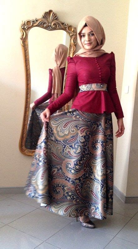 17 best images about baju kurung moden on eid