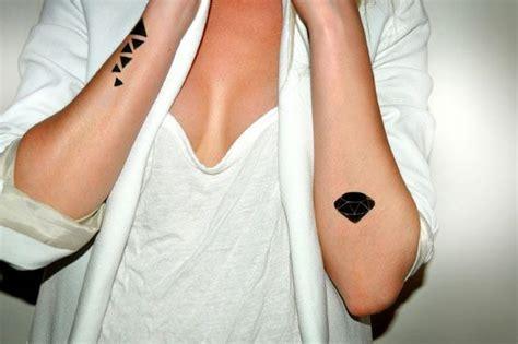 black diamond tattoo jasper alberta gallery for gt black diamond outline tattoo