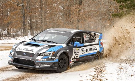 subaru wrc 2016 rally racing american style automotive content experience