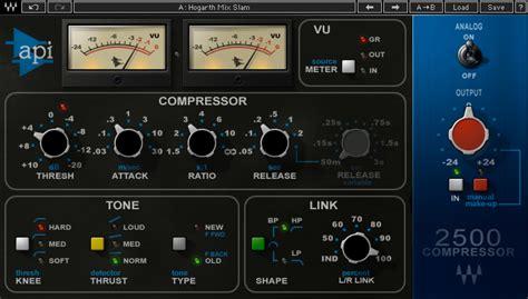 tutorial waves plugins pdf api 2500 compressor plugin waves