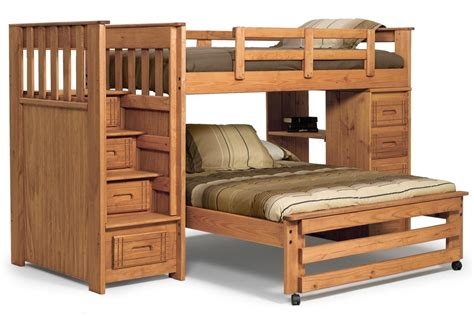 best bunk beds 21 top wooden l shaped bunk beds with space saving