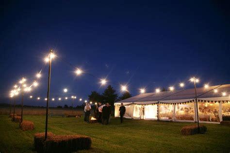 Outdoor Festoon Lighting For Wedding Marquee Wedding Outdoor Festoon Lighting