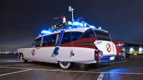 Ecto One Car by 10 Concept Cars That Graced The Silver Screen Scene360