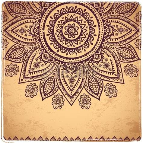 indian pattern artists indian flower patterns and designs